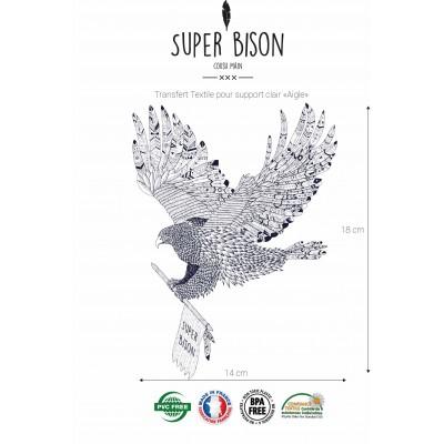 Transfert SUPER BISON Aigle