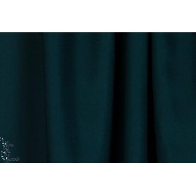 "Tissu ""Crêpe Forest"" atelier brunette vert forêt couture femme mode été"
