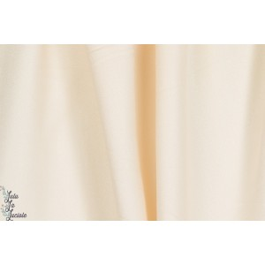 "Tissu ""Crêpe Off White"" Atelier Brunette"