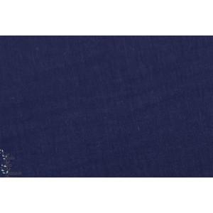 Popeline 280cm de Laize Marine plaid patch mavada patchwork coton large drap