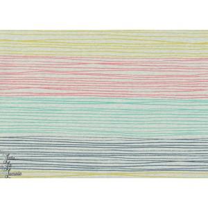 Jersey Bio coups de crayons pastel