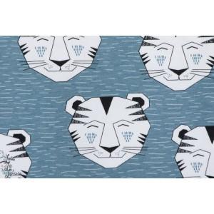 jersey Bio Tiger blue Elvelyckan Design