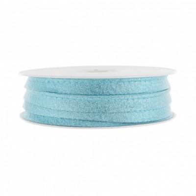 Passepoil Lamé 1/10 Bleu clair