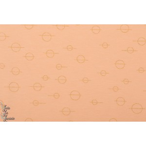 Jersey bio  Chat Chocolat peach/Gold