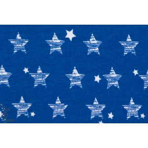 Jersey Bio Stars Oskar Bleu, Design: Pamela Hiltl/enemenemeins pour lillestoff.
