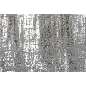 Jersey Métallique gris/argent Lillestoff
