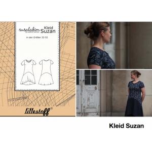 Patron Lillestoff robe SUZAN en allemand