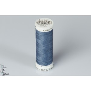 Fil Gutermann 200m couleur 112