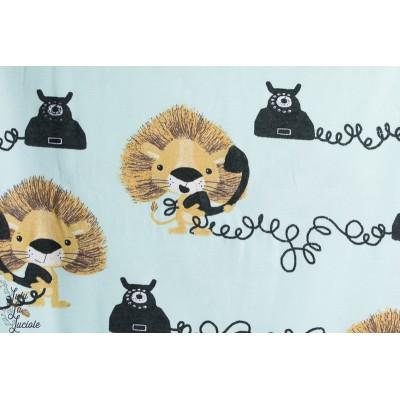 Jersey Bio Lion's Calling Menthe Design by MuttuRalla