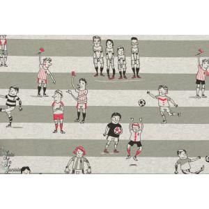 Jersey Bio Football, Design:Susanne Bochem/ SUSAlabim pour lillestoff