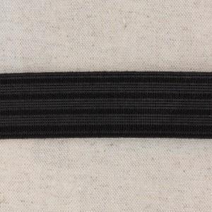 Élastique caleçon 30mm noir