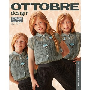 Magazine Ottobre Design kids 6/2017 enfant patron couture