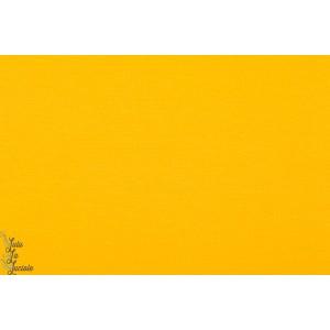 Tissu Bord Cote jaune tubulaire
