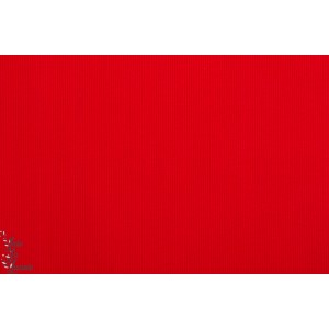 Bord Côte Hilco Rouge avec fine cote
