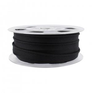 Passepoil Noir TT N 4 22mm noir