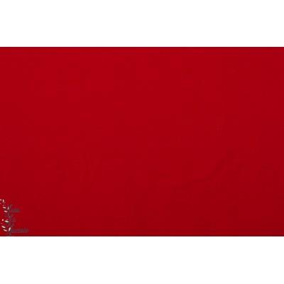 jersey bio Dunkelrot rouge Lillestoff
