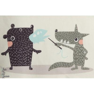 Jersey Bio Bubble Gum maxi Design by MuttuRalla pour Stoffonkel -