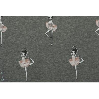 Sweat Stenzo Melle Tutu Gris foncé dance danceuse fille mode