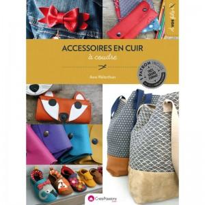 Livre : Accessoires en cuir à coudre