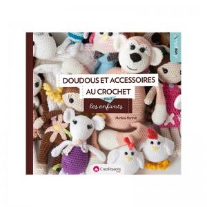 Doudous et accesoires au crochet pour les enfants
