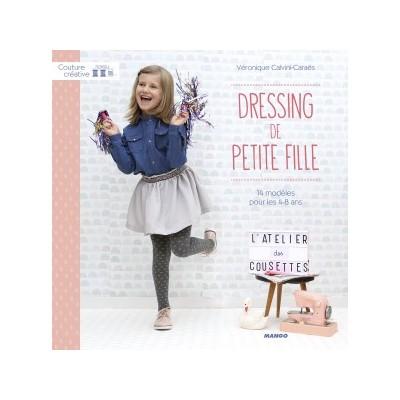 Livre Dressing de petite fille