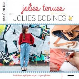 Livre Jolies tenues par Jolie bobine