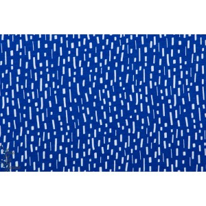 jersey bio Elvelyckan Design  manson bleu cobalt Champignon Amanite