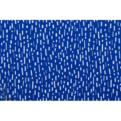 jersey bio Elvelyckan manson cobalt bleu graphique