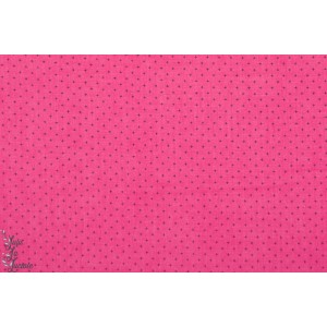 Popeline Cotton&Steel Lip Gloss rose - petite croix