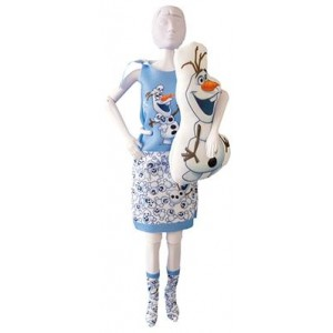 Kit Dress your Doll Sleepy Sweet Olaf disney reine des neiges barbie