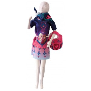 Kit Dress your Doll twiggy Floral disney couture enfant barbie