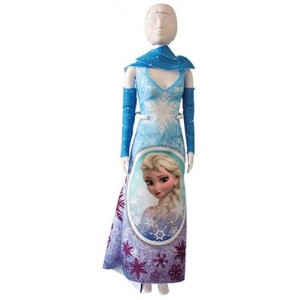 Kit Dress your Doll Mary frozen Magic barbie fille couture disney