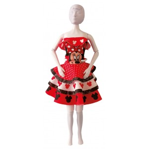 Kit Dress your Doll Maggy Minnie Dot disney couture poupée fille barbie