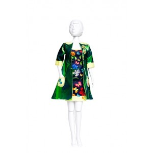 Kit dress your Doll Betty Jungle barbie pouopée couture fille