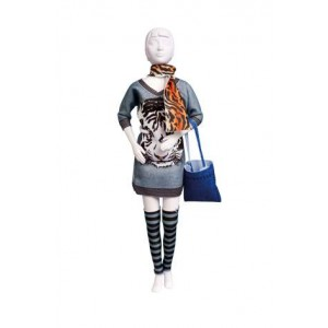 Kit Dress your Doll Sally Tiger