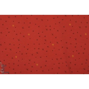Jersey Bio Star Rouge Chat Chocolat