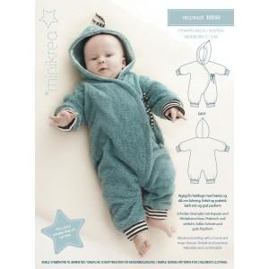 Patron Minicréa 10550 Bunting couture bébé douillette surpyjama