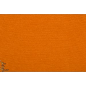 Bord cote bio tube Zimtorange orange lillestoff