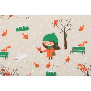 Summersweat Wintergirl bio Lillestoff