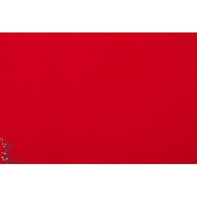 Bord Cote Bio Dunkelrot Lillestoff rouge