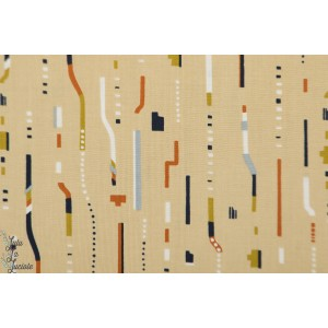 Popeline Dashwood New Horizons 1311 ali brookes patch mavada plaid graphique vue du ciel