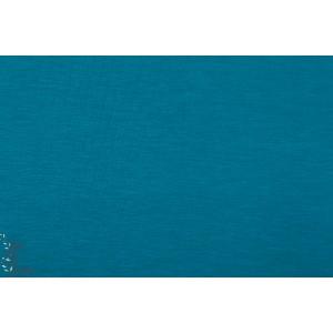 Modal Uni Petrol Lillestoff bleu