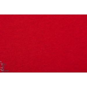 Jersey Laine Bio Lillestoff rouge
