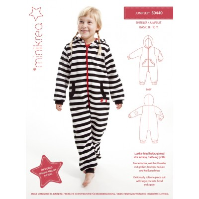 Allemand Jumpsuit En Patron Pyjama Anglais Enfant Sur Minicréa iOXTPuZk