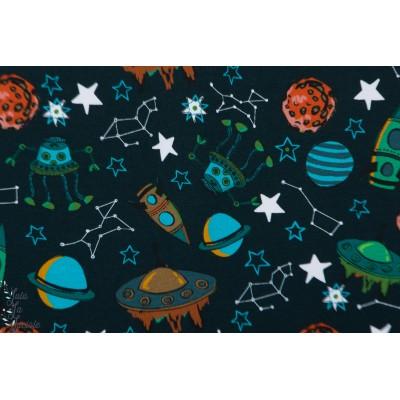 Jersey Space Travels espace nuit galaxie garçon boy enfant ado étoile
