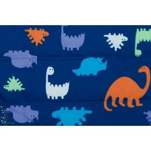 Matelassé Imperméable Dinosaures