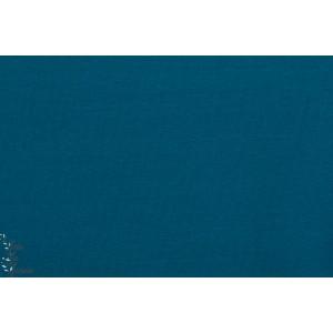 Jersey bio  Uni Bleu Pétrole