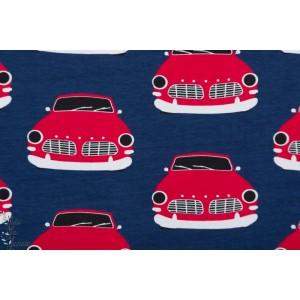 jersey Bio Paapii Vintage Cars bleu