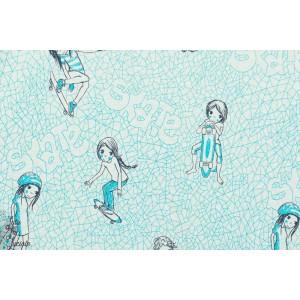 Jersey Bio Skategirls Lillestoff