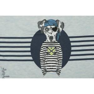 Panneau jersey Chien pirate Stenzo
